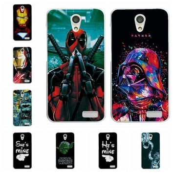 """Deadpool Dead pool Taco New Charming  Cases Coque For Lenovo A319 Soft Silicone iron Man Phone Case For Lenovo A319 A 319 Back Cover Capa 4.5"""" AT_70_6"""