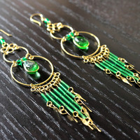 Cute Chandelier Earrings - Handmade Jewelry, Earrings For Women, Unique Jewelry