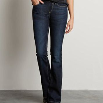 BUCKLE BLACK FIT NO. 53 FLARE STRETCH JEAN