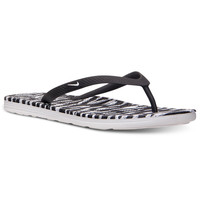Nike Women's Solarsoft Thong II Sandals from Finish Line