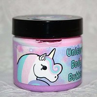 Unicorn Body Butter Cream made with Goat Milk 2oz for Mature to Sensitive Skin Natural Ingredients
