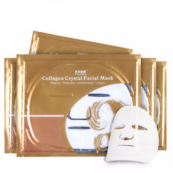 Collagen Crystal Anti Aging Mask - Set of 5