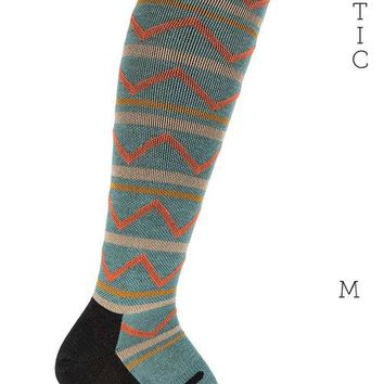 Dahlgren Made in USA MultiSport Compression Alpaca Sock