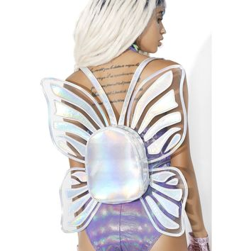 Mystic Butterfly Backpack