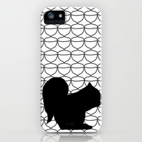 Nutty Squirrel iPhone & iPod Case by jessadee77