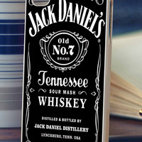 Jack Daniels  -  iPhone 6, iPhone 6+, samsung note 4, samsung note 3,iPhone 5C Case, iPhone 5/5S Case, iPhone 4/4S Case, Durable Hard Case