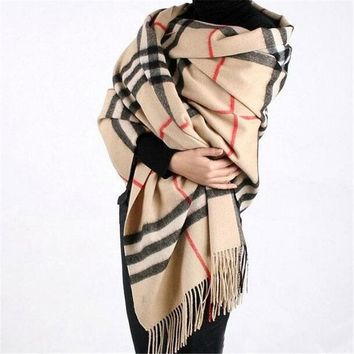 Classic Winter Scarf