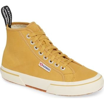 Superga x Alexa Chung 2243 Suew High Top Sneaker (Women) | Nordstrom