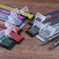 Thick Pencil Core Colored Automatic Drawing 2mm Core Cute Mechanical Pencil Lead color Mechanic Pencil Automatic Pencil Lead