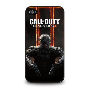 CALL OF DUTY BLACK OPS 3 iPhone 4 / 4S Case Cover