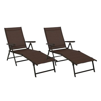 SONOMA outdoors Coronado Chaise Lounge Chair (Brown)