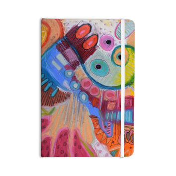 "Jeff Ferst ""Papaya Dream"" Orange Yellow Everything Notebook"