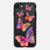 Butterfly iPhone 7 Capa by Li Zamperini Art | Casetify