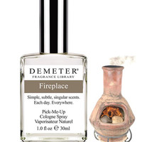 DEMETER: FIREPLACE COLOGNE SPRAY