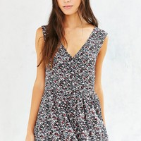 Ecote Carlin Romper - Urban Outfitters