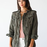 Free People Not Your Bro Jacket - Luca + Grae