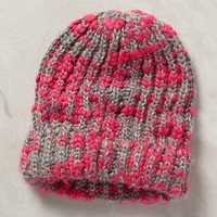 Aleksandra Knit Beanie by Anthropologie Pink One Size Hats