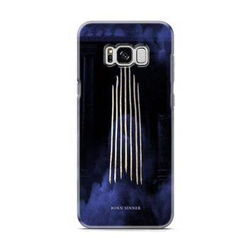 Born Sinner Samsung Galaxy S8 | Galaxy S8 Plus Case