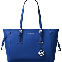 ONETOW MICHAEL Michael Kors Women's Voyager Tote