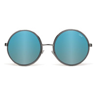 Quay Eyewear Chelsea Girl Shades- Blue