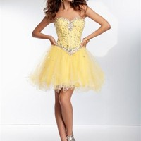Sticks and Stones 9256 - Short Prom Dress - Formal Dress - Homecoming Dress - 9256