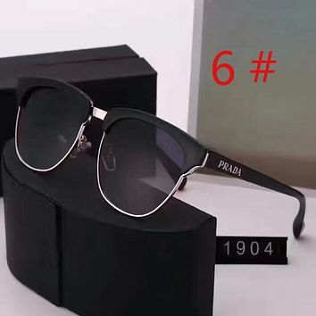 Prada Fashion New More Color Polarized Women Men Business Casual Eyeglasses Glasses
