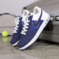 Day-First™ NIKE Air Force 1 Fashion Breathable Running Sneakers Sport Shoes H 8-15