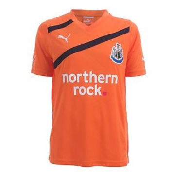 Newcastle Jersey Away  2011-2012