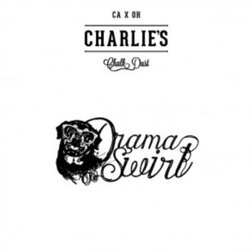 Drama Swirl - Charlie's Chalk Dust White Label
