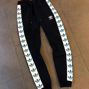 One-nice™ ADIDAS Women Man Casual Pants Trousers Sweatpants