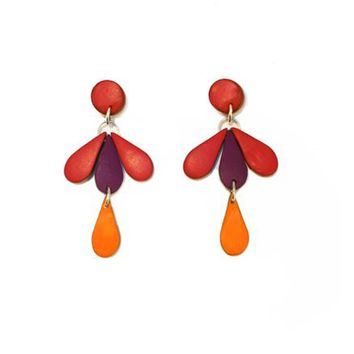 Droplets Lauren Earrings