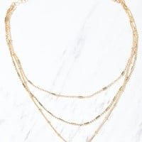 LA Hearts Lauren Layered Necklace at PacSun.com