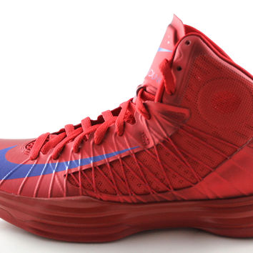 Nike Hyperdunk 12 Men's University Red/Blue Basketball Trainers Shoes 624934 600