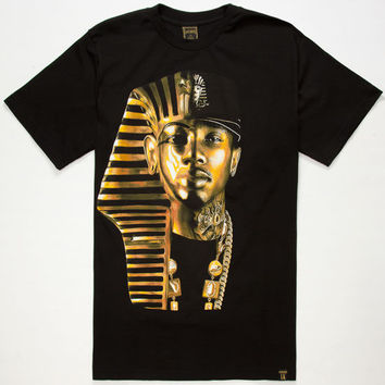 Last Kings King Me Mens T-Shirt Black  In Sizes