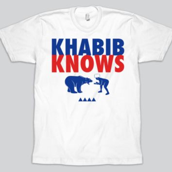 The Khabib Knows Tee (PREORDER)