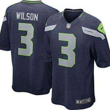 NWT Nike Seattle Seahawks Russell Wilson #3 NFL Jersey - Youth M 10/12