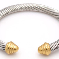 Sienna Cable Bracelet