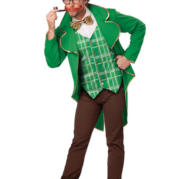 Lucky Leprechaun Mens Costume