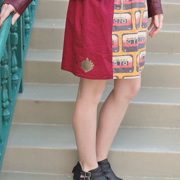 Star-Lord Inspired Skirt