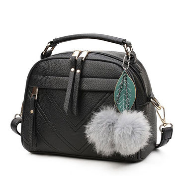 WORTHFIND New Women Messenger Bags PU Leather Fashion Women CrossBody Bag Female Shoulder Bags Party Purse Clutch Small Bag
