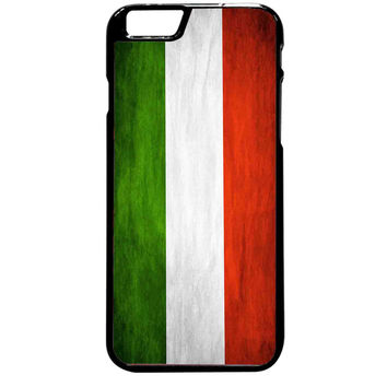 Vintage Italian Flag For iPhone 6 Plus Case *ST*