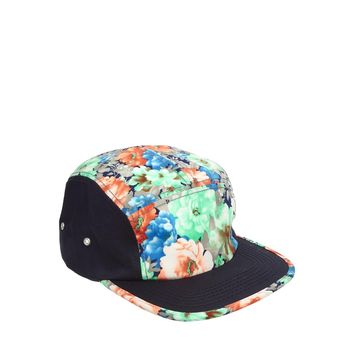 ASOS 5 Panel with Floral Trim