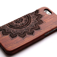 Natural Wood iPhone 6/6plus case, wooden iphone 6/6plus cover, wood iPhone 5 5s 5c 4 4s case cover ,gift