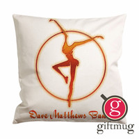 Dave Matthews Band , Fire Dancer Cushion Case / Pillow Case