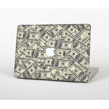 The Hundred Dollar Bill Skin Set for the Apple MacBook Pro 13""