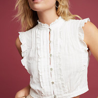 Yvette Cropped Blouse