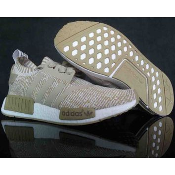 Adidas Clover NMD_R1 PK Trendy Casual Sports Running Shoes F