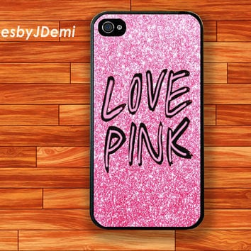 Pink, Love Pink  iPhone 4 /4S case, iPhone 5 /5c/ 5s, Samsung Galaxy S3/S4 case, Samsung Galaxy Note2, Samsung Galaxy Note 3 case,