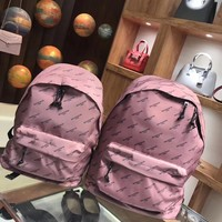 Balenciage new canvas backpack