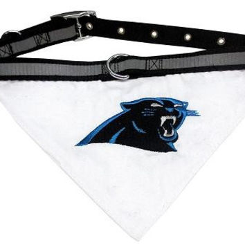 Carolina Panthers Bandana Medium